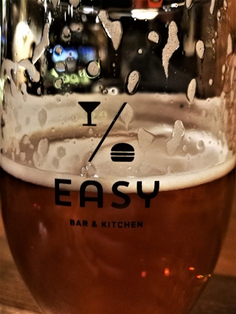 Easy Beer & Burger